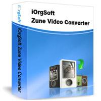 iOrgSoft Zune Video Converter Coupon – 40% OFF