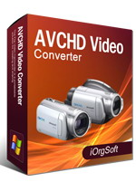 50% iOrgsoft AVCHD Video Converter Coupon