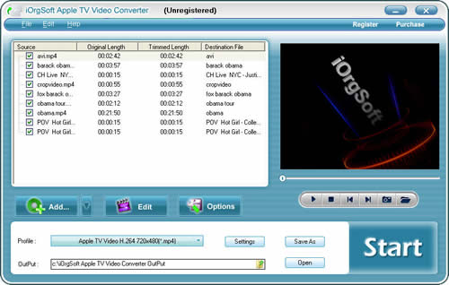 iOrgsoft Apple TV Video Converter Coupon – 50% OFF