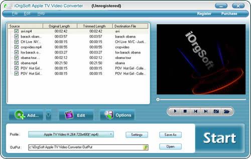 40% iOrgsoft Apple TV Video Converter Coupon