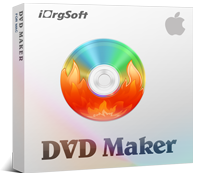 iOrgsoft DVD Maker for Mac Coupon Code – 40%