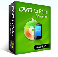 iOrgsoft DVD to Palm Converter Coupon Code – 50%