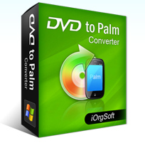 iOrgsoft DVD to Palm Converter Coupon Code – 40% OFF