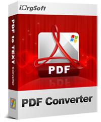 iOrgsoft PDF Converter Coupon Code – 40%