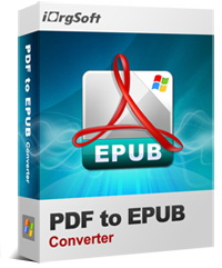 50% Off iOrgsoft PDF to Epub Converter Coupon