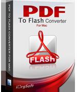 iOrgsoft PDF to Flash Converter for Mac Coupon – 40%