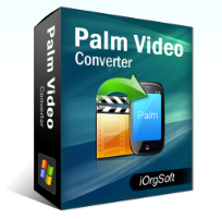 iOrgsoft Palm Video Converter Coupon Code – 50%