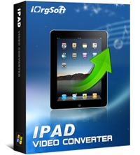 iOrgsoft iPad Video Converter Coupon – 50%