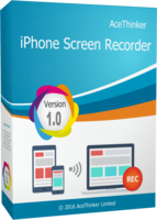 AceThinker – iPhone Screen Recorder (Academic – 1 year) Coupon Deal