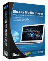 iReal Blu-ray Media Player – Exclusive 15 Off Coupon