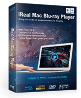 iReal Player – iReal Mac Blu-ray Player Coupon Discount