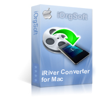 50% iRiver Video Converter for Mac Coupon