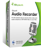 15 Percent – iSkysoft Audio Recorder for Mac