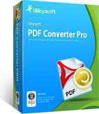 iSkysoft PDF Converter Pro for Windows Coupon