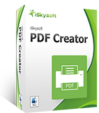 iSkysoft PDF Creator for Mac – 15% Off