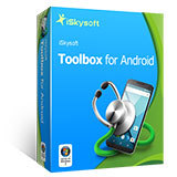 Wondershare Software Co. Ltd. – iSkysoft Toolbox – Android Data Eraser Sale