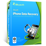 iSkysoft iPhone Data Recovery Coupon 15%