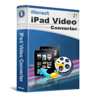 iStonsoft iPad Video Converter Coupon – 30%