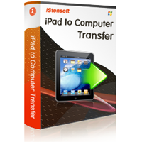35% iStonsoft iPad to Computer Transfer Coupon