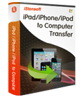 iStonsoft iPad/iPhone/iPod to Computer Transfer Coupon – 50%