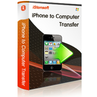 iStonsoft iPhone to Computer Transfer Coupon Code – 30%