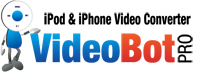 iVideoBot Pro for iPad iPod & iPhone – 15% Off