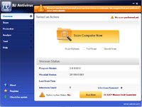 15% iu Antivirus – (1-Year & 1-Computer) Coupon