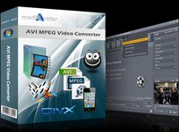 mediAvatar mediAvatar AVI MPEG Video Converter Coupons