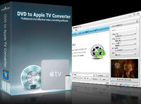 mediAvatar DVD to Apple TV Converter – 15% Sale