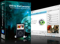15% off – mediAvatar DVD to iPod Converter