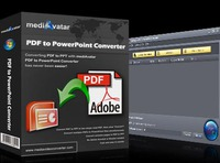mediAvatar PDF to PowerPoint Converter – Exclusive 15% Coupon
