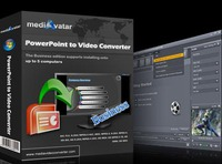 mediAvatar PowerPoint to Video Converter Business Coupon 15%