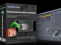 Exclusive mediAvatar PowerPoint to Video Converter Personal Coupons