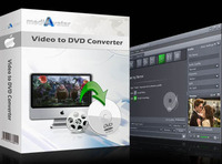 mediAvatar Video to DVD Converter for Mac – 15% Discount