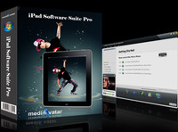 15% mediAvatar iPad Software Suite Pro Coupon Sale