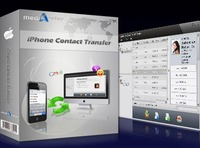 15% Off mediAvatar iPhone Contact Transfer for Mac Coupon Code