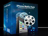 mediAvatar iPhone Media Pack Coupon 15%