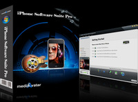 mediAvatar iPhone Software Suite Pro – Exclusive Coupons
