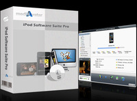 mediAvatar iPod Software Suite Pro for Mac Coupon