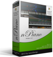nPiano by N3D nPiano 1.9.7. Coupon Code