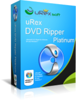 Exclusive uRex DVD Ripper Platinum Coupons