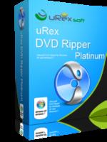 Exclusive uRex DVD Ripper Platinum Coupons