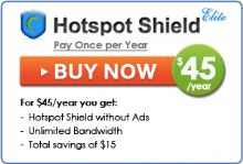 Anchorfrees Hotspot Shield Elite