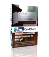 Multilingual Business Card Reading Software