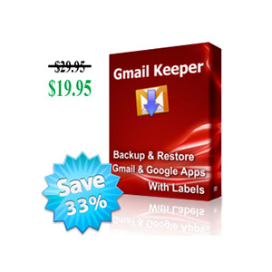 Gmail Keeper